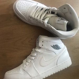 Air Jordan Men's High Top Sneakers
